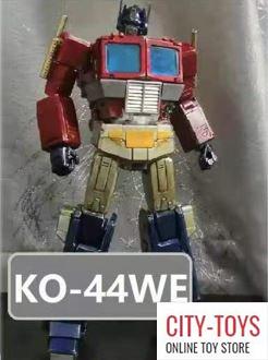 MP44WE Battle Damage Optimus Prime KO