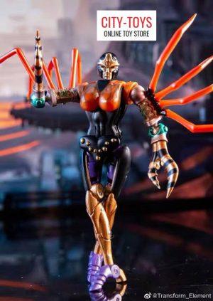 Transform Element TE MM01 Black Widow