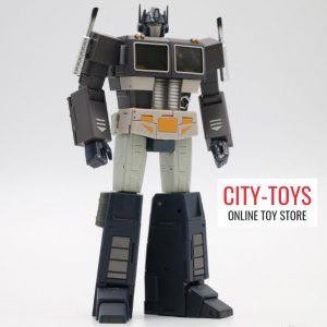 Transform Element TE01 Optimus Prime Death Grey