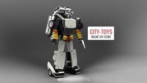 X-Transbots MX24 Yaguchi Downshift
