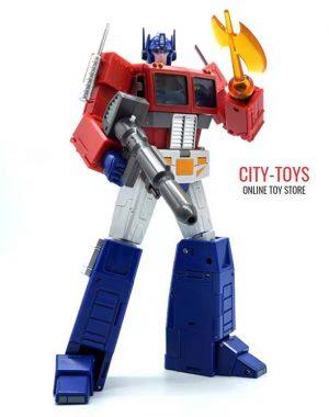 Transform Element TE01 Optimus Prime on Sales